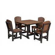 Square 44x44 inches Patio Dining Set on Sale